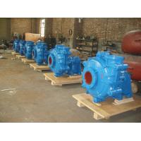 Wholesale Casing Structure Sand Gravel Pump , Horizontal Single Stage Centrifugal Pump from china suppliers