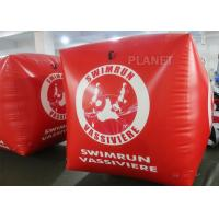 Wholesale Sealed Air 1.5M Inflatable Marker Buoy For Advertising Red Color from china suppliers