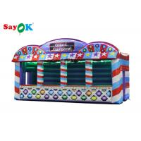 China Big Inflatable Outdoor Event Tent / Durable Led Inflatable Tent  For Carnival on sale