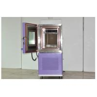 Wholesale Medical Temperature Humidity Climatic Programmable Test Chamber Internal 225L from china suppliers