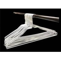 Wholesale Canada Market 16 Inch 2.5mm Long Neck Powder Coating Hangers Latex from china suppliers