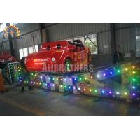 Wholesale Amusement Park Play Games Electric Flying Car Ride 1.8 M / S Speed from china suppliers