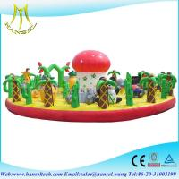 China Hansel amazing best quality inflatable slide rental playing equipment on sale