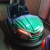 Wholesale 2 Riders Kids Bumper Cars Corrosion Resistance Safe Performance from china suppliers