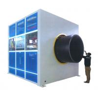 Quality Haul Off Plastic Pipe Production Line 2-16 Caterpillars ⌀16-⌀3000 Mm Pipe Dia for sale