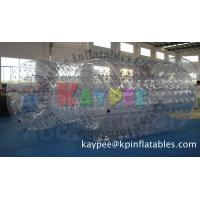Wholesale Transparent water roller ball water game Aqua fun park water zone KZB013 from china suppliers