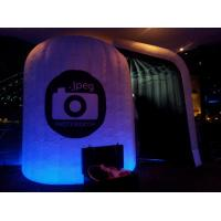 Wholesale LED Lighting Inflatable Photo Booth from china suppliers