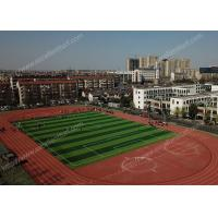 Wholesale Durable No Dazzling Outdoor Sports Artificial Grass With UV Resistant from china suppliers