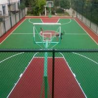 Wholesale Volleyball Courts EPDM Rubber Flooring , Environment Friendly Soft Rubber Flooring from china suppliers