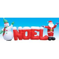 Buy cheap Inflatable Christmas Snowman from wholesalers