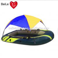 Wholesale Rigid hull Inflatabable boat with tent for sale from china suppliers