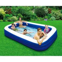 Wholesale Rectangle Inflatable Pools, Available in Various Designs from china suppliers