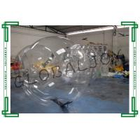 Wholesale Clear Waterproof Inflatable Water Walking Ball Bubble with Protection from china suppliers