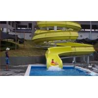 Buy cheap Aqua Park Equipment Indoor Raft Mat Pool Water Slides For Children / Adults from wholesalers