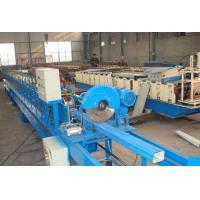 Wholesale Frequency Control Downspout Roll Forming Machine With Hydraulic Cutting Machine from china suppliers