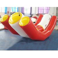 Wholesale Inflatable Water Pool Sports, Inflatable Tube Teeter Totter Games from china suppliers