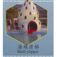 China Anti Ultraviolet Radiation Antistatic Water Snails for Outdoor Water Slide Parks on sale