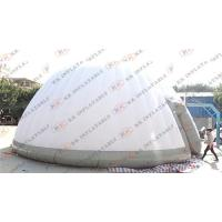 Wholesale KKT-G47 White Dome Inflatable Tent , Outdoor Promotion Inflatable Tent  / Inflatable Igloo For All Events from china suppliers