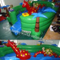 Quality Indoor inflatable playground , kids inflatable obstacle course , inflatable fun for sale