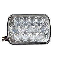 China Led Square Work Light 7 Inches 5D 13 Pieces*5W Cree Chips 5800lm With Die-Cast Aluminum Housing on sale