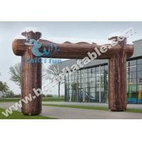 Wholesale Digital printing arch,inflatable tree arch,advertising arch,inflatable archway from china suppliers