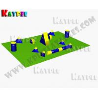 Wholesale 3 Man Tourney Package,Inflatable paintball Bunker filed, paintball arena KPB011 from china suppliers