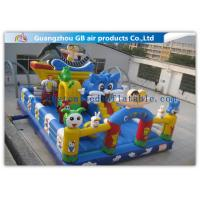 Wholesale Ocean Style Inflatable Playground Equipment Happy Game Toys For Children from china suppliers