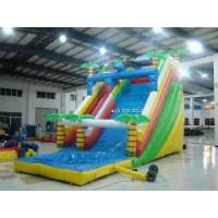 Buy cheap Inflatable Wet Slide (AQ1048) from wholesalers