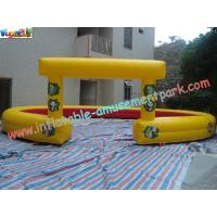 Wholesale Car Race Track With High-Quality PVC Tarpaulin Inflatable Sports Games Race Track from china suppliers