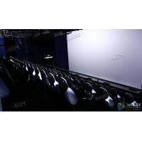 Quality Exciting 3 DOF Motion Chair 5D Movie Theater For Playground Center for sale