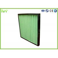 Wholesale G4 Pleated Prefilter Replacement Air Filter Easy Installation With Plastic Frame from china suppliers