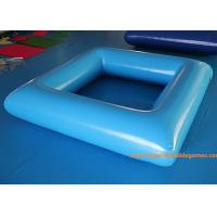 Wholesale Mini Blue Inflatable Kiddie Pool / Water Swimming Pool Toys For Kids from china suppliers