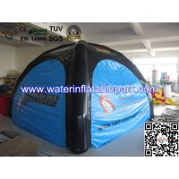 Wholesale Fire Resist Big Inflatable Tent , Durable Inflatable Canopy Tent from china suppliers
