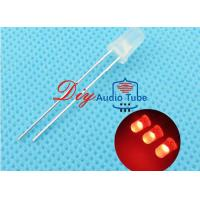 Wholesale 5MM Diffused DIY LED Diode Red Lighting Round Top Super Bright Light Bulb from china suppliers