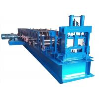 Buy cheap Steel Strip Cold Roll Forming Machine 11KW Power With 50HZ Frequency from wholesalers