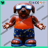 Wholesale Inflatable Dog, Inflatable Dog Costume,Cool Dog Inflatable For Sunglasses Advertising from china suppliers