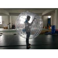 Wholesale Football Game Inflatable Human Ball , Bumper Bubble Ball Lead Free Materials from china suppliers
