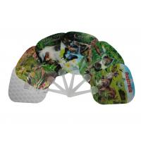 Wholesale SGS Custom Lenticular Printing Celebrity Plastic Hand Held Fans from china suppliers