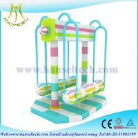 Wholesale Hansel hot selling children indoor playarea used playhouses for kids from china suppliers