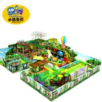 Wholesale Custom Indoor Soft Play Equipment , Commercial Indoor Jungle Gym Equipment from china suppliers
