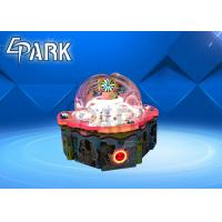 Wholesale 300W Crane Game Machine , 4 Players Capsule Gashapon Vending Game Machine from china suppliers