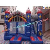 Wholesale Waterproof Commercial Inflatable Bouncer Slide For Kids With PVC Tarpaulin from china suppliers