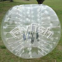 China inflatable bumper ball/ body zorbing bubble ball on sale