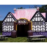 China Outside Promotional Inflatable Pub Bar Advertising Blow Up Party Tent on sale