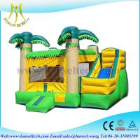 Quality Hansel China Cheap Wholesale Inflatable Bouncy Castle for Sale for sale