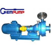 China 4~30KW Corrosion resistant pump / PWF stainless steel sewage pump on sale