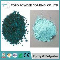 Wholesale Industrial Wrinkle Finish Powder Coat , RAL 1004 Automotive Pearl Pigment Powder from china suppliers