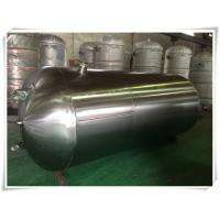 Wholesale Different Capacity Compressed Air Storage Tank U Stamped Pressure Vessel from china suppliers