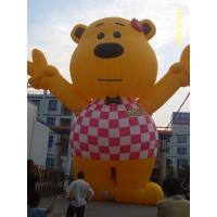 China commerical large Inflatable bear for promotion Inflatable model on sale