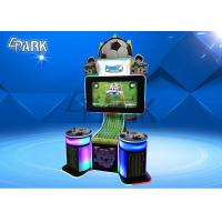Buy cheap Commercial Football / Soccer Arcade Game Machine Reality Simulator For Amusement from wholesalers
